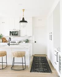 is black hardware in style on trend the 2019 kitchen report california home design