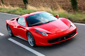 gold ferrari 458 italia the history and evolution of the ferrari 458 italia