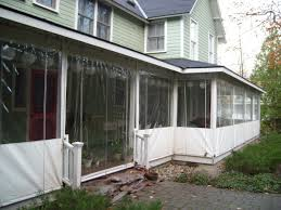 Temporary Patio Enclosure Winter porch enclosures vinyl deck design and ideas