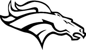 awesome broncos coloring pages 81 free coloring book