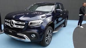 mercedes d 2018 mercedes x 250 d 4matic exterior and interior iaa