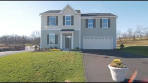ryan homes plan 1440 model tour youtube