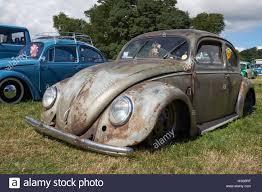 stanced volkswagen beetle a u0027rat look u0027 lowered vw beetle at the viva skeg vegas classic vw