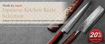 japanese kitchen knife selection sashimi knife yanagiba knife