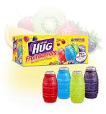 huggie drinks hugs assorted fruit drinks box of 40 8 oz