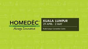 Home Decor And Design Exhibition Homedec Returns This April 29 May 2 At Kuala Lumpur Convention