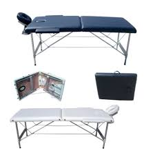 fold up massage table for sale salon and spa supplies new fold portable massage table spa