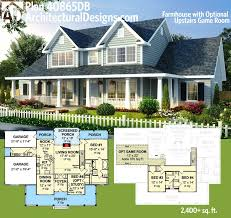farmhouse plan 123 best house plans images on architecture blue