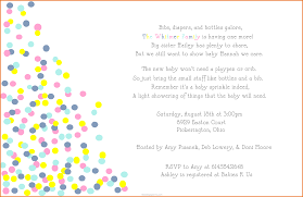 baby invitation wording baby sprinkle invitation png scope of