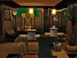 egyptian themed bedroom mod the sims hieroglyph an exclusive egyptian themed club