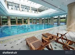 view indoor pool hotel stock photo 91946909 shutterstock