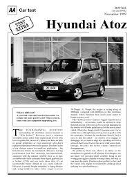 hyundai atoz nov99 testextra manual transmission clutch