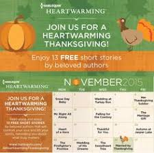 join the harlequin heartwarming authors during the month of