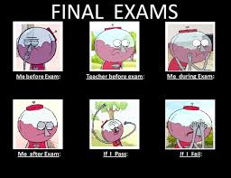 Memes About Final Exams - final exams meme my version lolwut xd by lygiamidori on deviantart