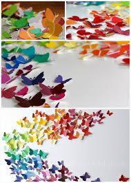 Butterfly Office Decor Best 25 Butterfly Wall Decor Ideas On Pinterest Diy Butterfly