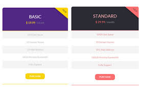 tutorial css design 30 best html css pricing table templates tutorials null