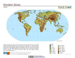 global zone map maps population landscape and climate estimates place v2