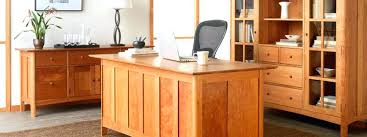 Office Furniture With Hutch by Solid Cherry Office Furniture Solid Cherry Wood Computer Office