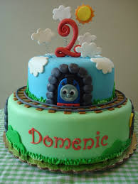 thomas train cake cakecentral