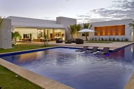 house plans with pool house gorgeous modern pool house open wall open to exterior floor