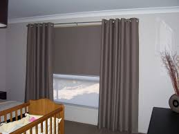 Linen Vertical Blinds Extraordinary Curtains On Vertical Blinds On C 11465