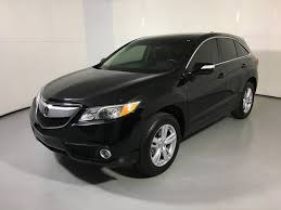 2015 used acura rdx fwd 4dr tech pkg at tempe honda serving