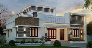 Single Story House Design Single Storey Low Cost House Design Amazing Architecture Magazine