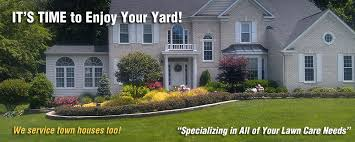 Lawn And Landscape by Fall Spring Lawn Care Fairfax Fall Spring Yard Care Fairfax