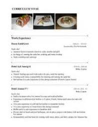 Sample Resume For A Chef by Chef Resume Sample Guidance Counselor Sample Resume