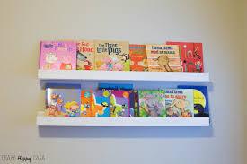 how to make book ledges crazy happy casa