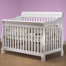 Convertible White Crib On Me Kaylin 5 In 1 Convertible Crib Hayneedle