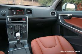 2005 Volvo S60 Interior Review 2013 Volvo S60 T5 Awd The Truth About Cars