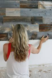 best 25 stick on wood wall ideas on pinterest wood planks for