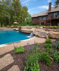 extraordinary backyard tub amazing ideas with stone masons