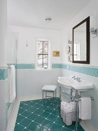 small tiled bathroom ideas 11 simple ways to make a small bathroom look bigger designed tile
