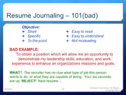 Bad Examples Of Resumes by Power Resume Writing U0026 Posting Part 1