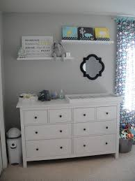 Nursery Changing Table Dresser Changing Table Dresser With Hutch Home Inspirations Design
