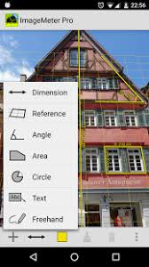 measure apk imagemeter pro photo measure android apps on play