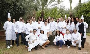 les ecoles de cuisine en une école de cuisine marrakech le jardin d inés christophe