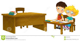 Kid School Desk School Desk Clipart Free Hostgarcia