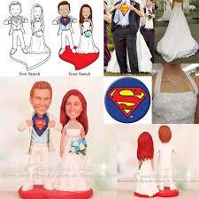 superman wedding cake topper superman theme wedding cake topper superman wedding cake topper