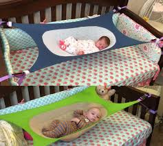 baby crib attached to bed crescent womb a newborn crib hammock which helps reduce risk of sids
