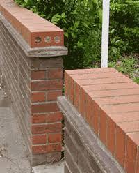 how to build a garden wall building a garden wall diy doctor