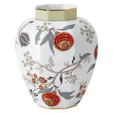 Wedgwood Vase Patterns Wedgwood Barlaston Vases Pashmina Faceted Vase 23cm Wedgwood Uk