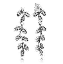 kay jewelers charm bracelets purchase pandora on sale clover silver dangle with cubic zircona