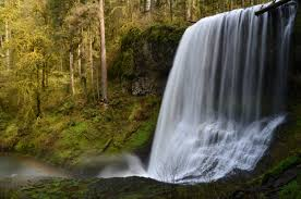Oregon Waterfalls Map by Trail Of Ten Falls At Silver Falls State Park Photos Of All 10