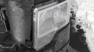 ford f150 headlight bulb replacing a headlight bulb in ford f150