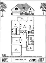 3 Bed 2 Bath Floor Plans by Oakwood Custom Homes Group See A Plan You Like Buy Plans By