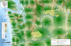 State Of Washington Map by File Washington Tribal Territories Map Fr Svg Wikimedia Commons