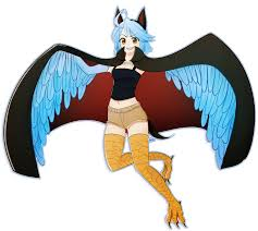 halloween bat png monster musume halloween bat papi by jessicafreaxx on deviantart